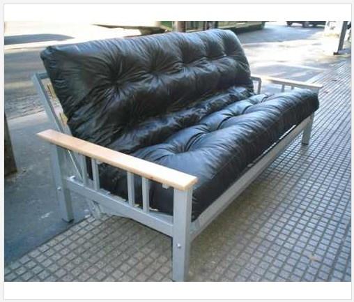 Super futon de ca o 3 cuerpos c colchon lejaim for Colchones de futon